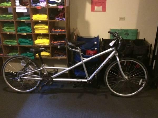 Schwinn Voyager Tandem Bike - A Rare Find!