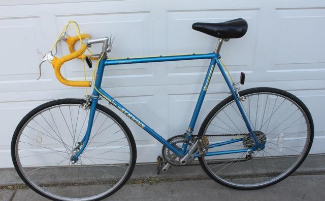 Schwinn World Sport Road Bike Bicycle Rebuilt Road Ready For Sale