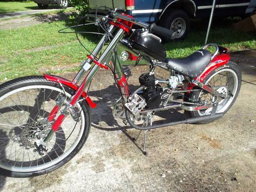 Schwinn Occ Chopper Gas Powered Bicycle For Sale In