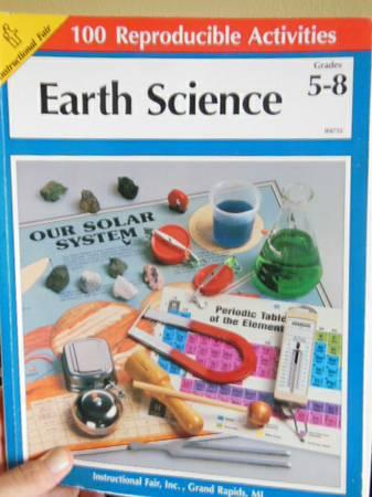 Science Teachers: Resource Materials - $25