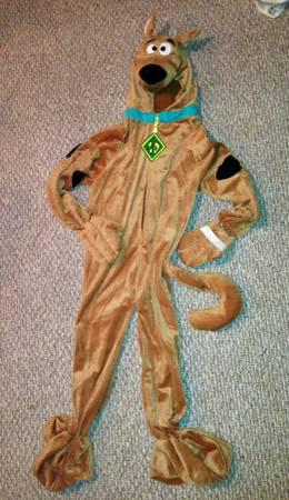 Scooby Doo full body costume for kids! - $20