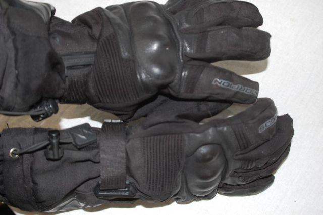 Scorpion Motorcycle Riding Gloves, Large