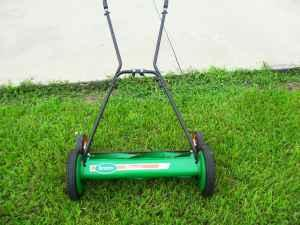 Scotts reel mower - $30 (sold)