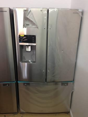 Scratch And Dent Samsung Refrigerators 4 Doors For Sale