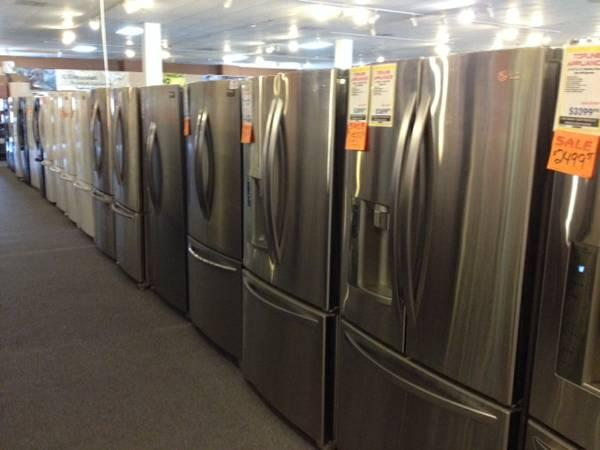 Scratch N Dent Appliances For Sale In Melbourne Florida