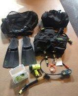 SCUBA EQUIPMENT FOR SALE