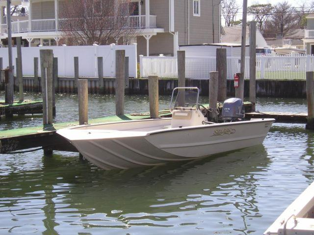 Proline Boats For Sale >> sea ark aluminum center console 20ft for Sale in Amity ...
