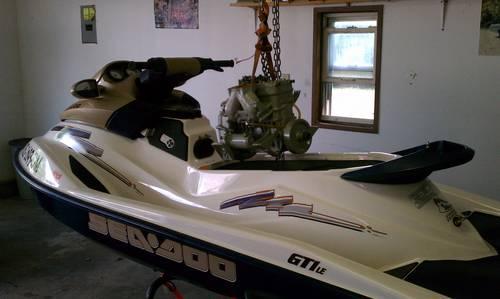 Sea Doo 2 Stroke Repairs Seadoo Jet Ski For Sale In Brunswick Ohio