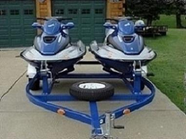 Sea Doo Jet TWO()()(Bombardier 2001 GTX()()(System
