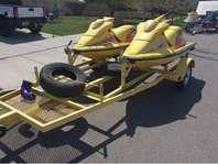 Sea Doo's pair of 1996 XP