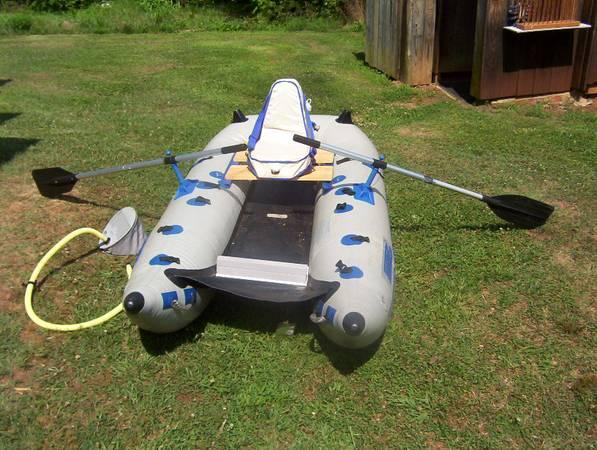 sea eagle frameless pontoon boat for sale in lincolnton north carolina classified. Black Bedroom Furniture Sets. Home Design Ideas