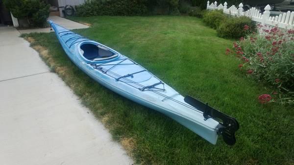 Sea Kayak/Necky Eskia - $825