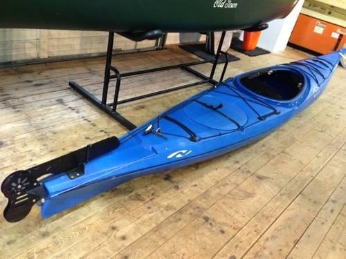 Sea Kayak: Necky Eskia (Blue)