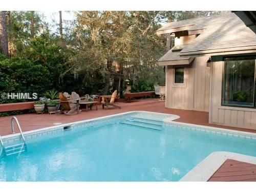 Backyard Porch Hilton Head : Pines Hilton Head Island Patio Home For Sale for Sale in Hilton Head