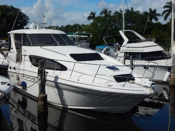 Sea Ray 390 Motor Yacht For Sale In Dania Florida