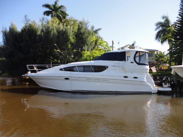 Sea ray 40 motor yacht lift thruster for sale in dania for Boat lift motors for sale