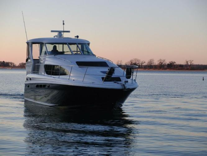 Sea Ray 40 Motor Yacht For Sale In Dania Florida