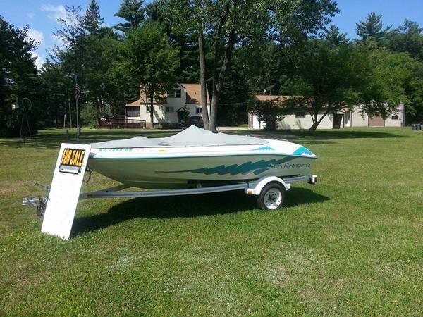 Sea Rayder - $2500
