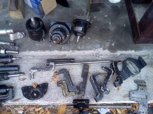 Sea Star Hydraulic 16 ft steering system and parts for Sale