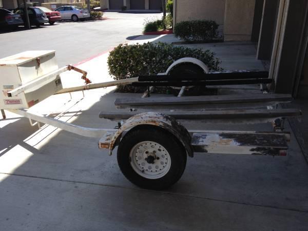 Seadoo double trailer - for Sale in Corona, California ...