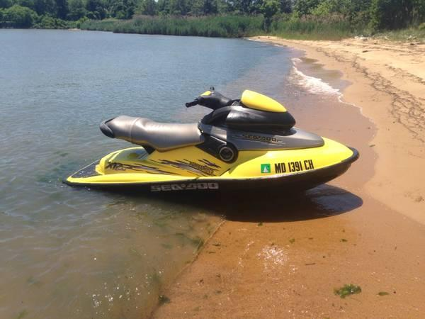 seadoo xp limited 99 sea doo for sale in westminster maryland classified. Black Bedroom Furniture Sets. Home Design Ideas