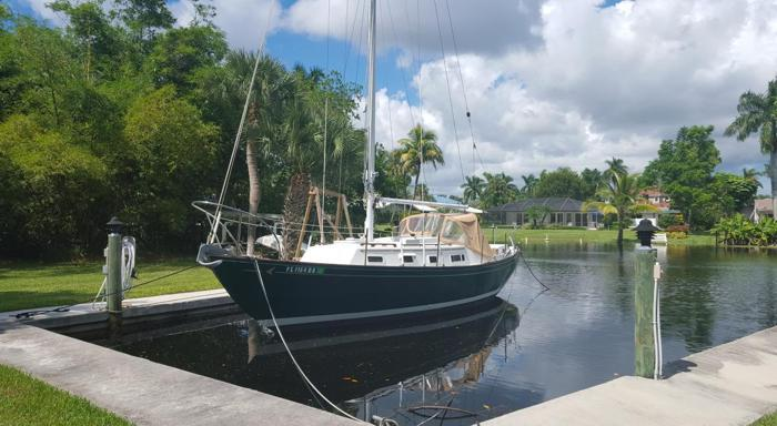 Seafarer 31-1, 1972 Sailboat