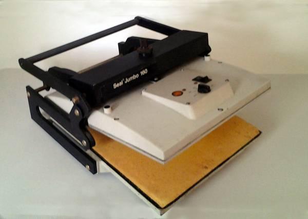 Seal Jumbo 160 Dry Mounting Press - $500
