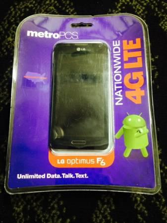 ***Sealed In Box*** LG Optimus F6 - $125 (Wadsworth &