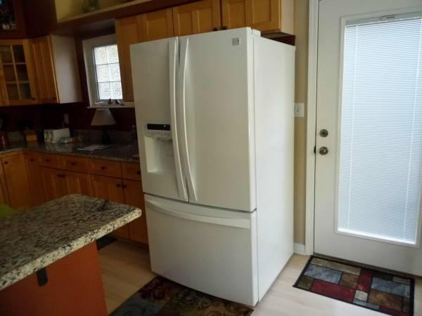 Sears 31 Cu. Ft. Elite Refrigerator - $1600