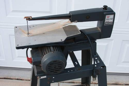 Sears Craftsman - 16 inch Direct Drive Scroll Saw