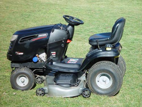 Sears Craftsman Dys 4500 Lawn Tractor With Bagger For Sale In