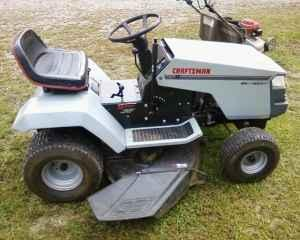 Sears Craftsman Ii Riding Mower Seven Valleys For Sale