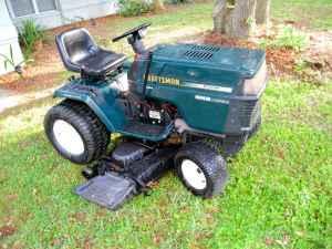 Sears Craftsman Kohler 22 5 HP engine Garden Tractor - $500 (North Lakeland)