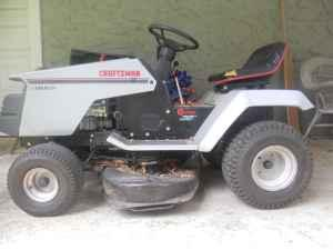 Sears Craftsman Lawn Tractor Broadripple For Sale In