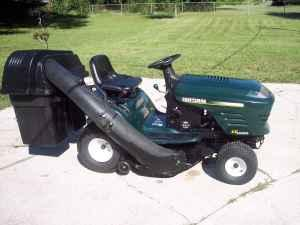 Sears Craftsman Riding Lawn Mower 600 North