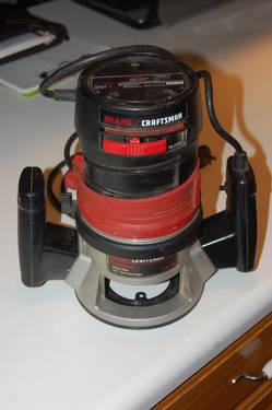 Sears Craftsman Router