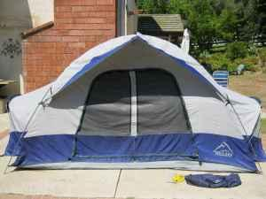 sears hillary 2 room dome tent santa rosa valley for sale in