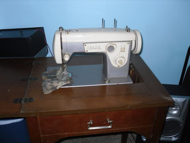 Kenmore Sewing Machine 40 Classifieds Buy Sell Kenmore Sewing Interesting Sears Kenmore 2142 Sewing Machine