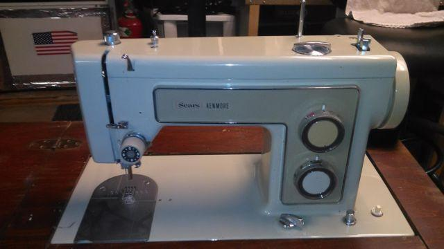 SEARS KENMORE SEWING MACHINE MODEL 40 For Sale In Mesquite Texas Gorgeous Sears Kenmore Sewing Machine 5186