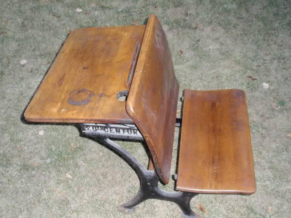 Sears Roebuck VINTAGE SCHOOL DESK - $35
