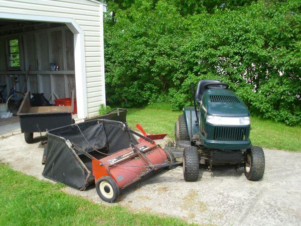 sears suburban tractor Classifieds - Buy & Sell sears suburban ...