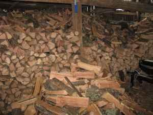 Seasoned firewood - $50 (Waddy)