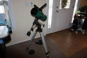 Seben telescope n 150 1400 big boss eq 3 umatilla fl for sale