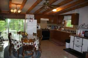 Secluded Cabin in the Wood - sleeps 8 in Shade Gap, PA