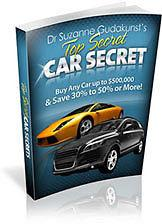 Secrets  for Buying Any Car 30%, 50% and Even