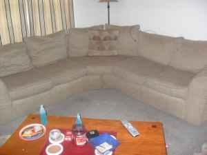Sectional couch - $125 (martinsburg wv)