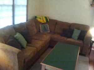 Sectional couch - $300 (boonville)