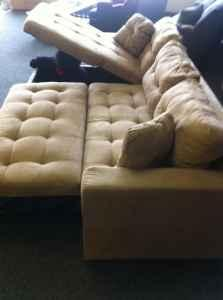 Sectional Sleeper Sofa With Storage We Finance Savers Furniture Burlington For Sale In