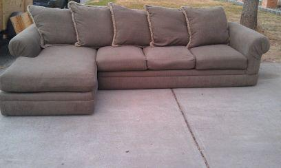 Sectional Sofa - (Arden) for Sale in Sacramento, California ...