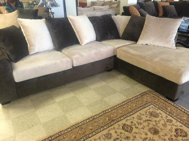 Sectional Sofa. Type: Living Room Reyna Furniture 11180 Harry Hines Blvd #  112 Dallas TX 75229